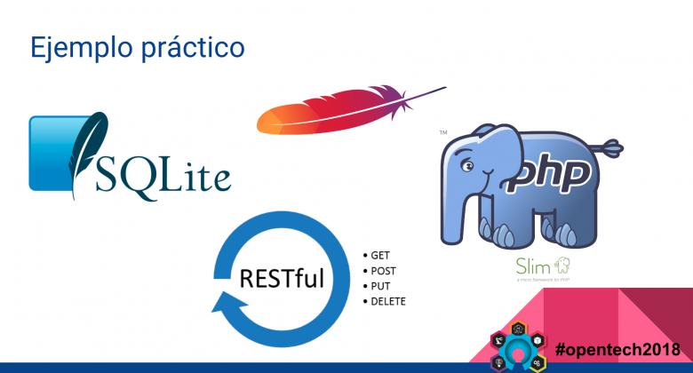 ejemplo practico php slim restful sqlite